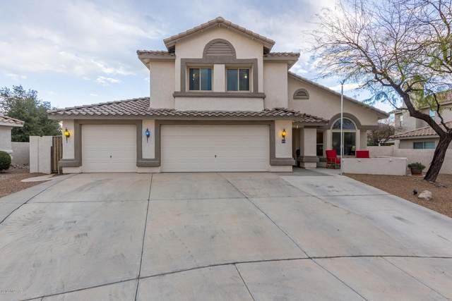 88 W Saddle Horse Lane, Oro Valley, AZ 85755 (#22006201) :: Long Realty - The Vallee Gold Team