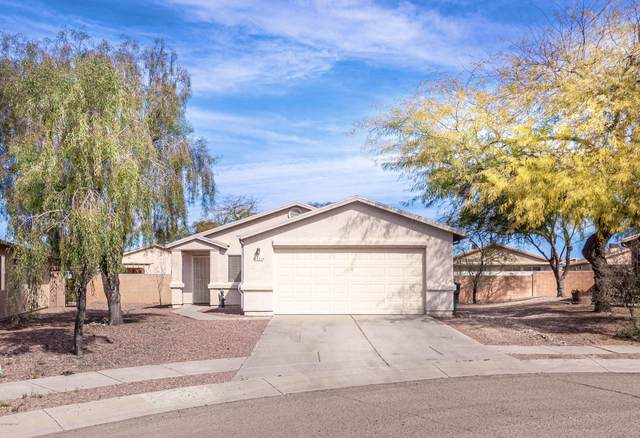 6111 N Samatha Grove Drive, Tucson, AZ 85741 (#22006212) :: Long Realty - The Vallee Gold Team