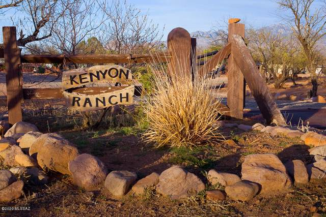 80 Kenyon Ranch Road, Tubac, AZ 85646 (MLS #22006347) :: The Luna Team