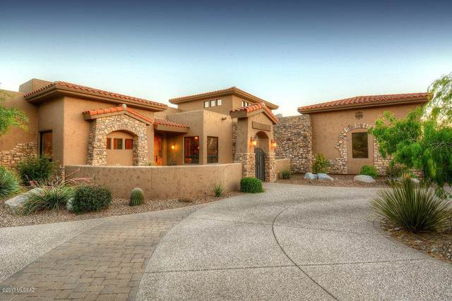 1945 W Mountain Mirage Place, Oro Valley, AZ 85755 (#22006352) :: Long Realty - The Vallee Gold Team