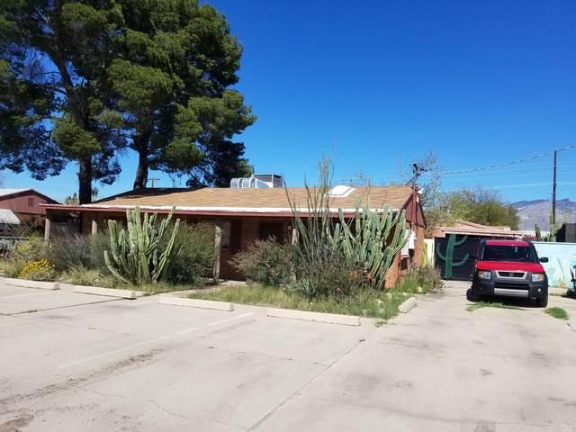 4659 E North Street, Tucson, AZ 85712 (#22006493) :: Tucson Property Executives