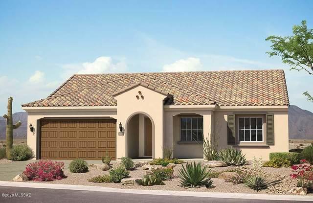 7021 W Cliff Spring Trail, Marana, AZ 85658 (#22006585) :: Long Realty - The Vallee Gold Team