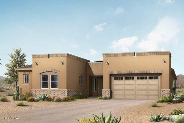13425 N Fiesta Flower Drive, Oro Valley, AZ 85755 (#22006595) :: Long Realty - The Vallee Gold Team