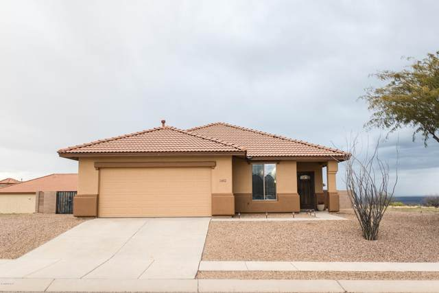 1482 W Sheep Wash Way, Benson, AZ 85602 (#22006674) :: Tucson Property Executives