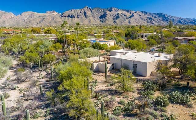 1520 E Via Soledad, Tucson, AZ 85718 (#22006685) :: Long Realty - The Vallee Gold Team