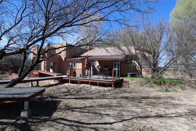 2376 E Jacobs Ladder Lane, Benson, AZ 85602 (#22006697) :: Tucson Property Executives