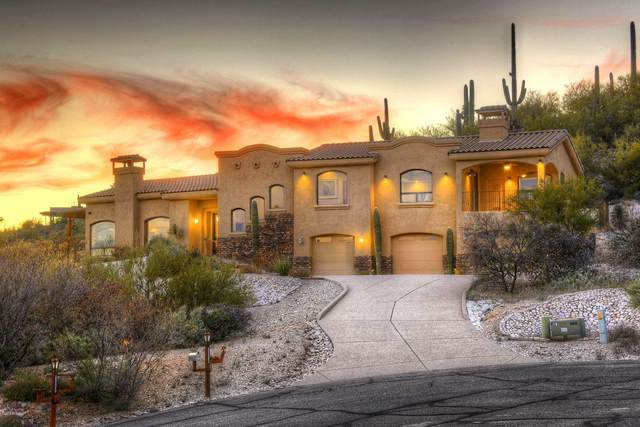 3879 N River Gate Place, Tucson, AZ 85750 (#22006727) :: Long Realty - The Vallee Gold Team