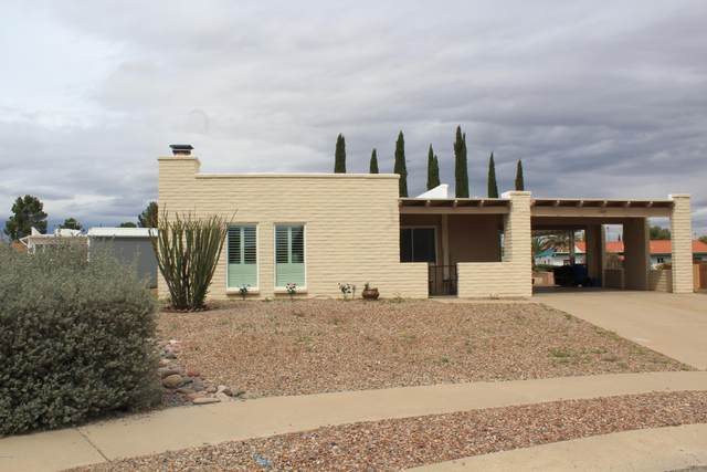 1444 S San Ray, Green Valley, AZ 85614 (MLS #22006761) :: The Property Partners at eXp Realty