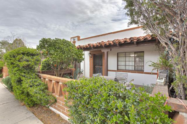 317 S Paseo Sarta C, Green Valley, AZ 85614 (#22006769) :: Long Realty - The Vallee Gold Team