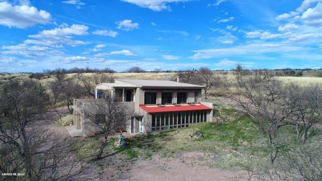 71 Hog Canyon Road, Sonoita, AZ 85637 (#22006822) :: Long Realty - The Vallee Gold Team