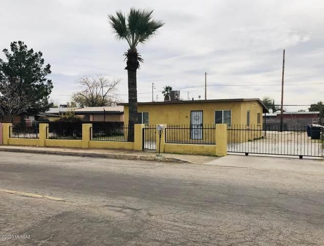 449 W Nebraska Street, Tucson, AZ 85706 (#22006830) :: Tucson Property Executives