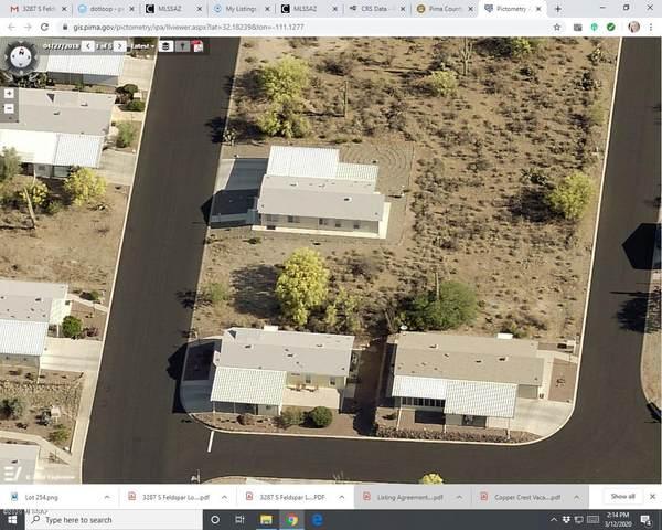 3371 S Feldspar Avenue #247, Tucson, AZ 85735 (#22006851) :: Keller Williams