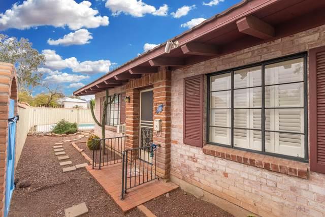 646 N Stewart Avenue, Tucson, AZ 85716 (#22006855) :: Long Realty - The Vallee Gold Team