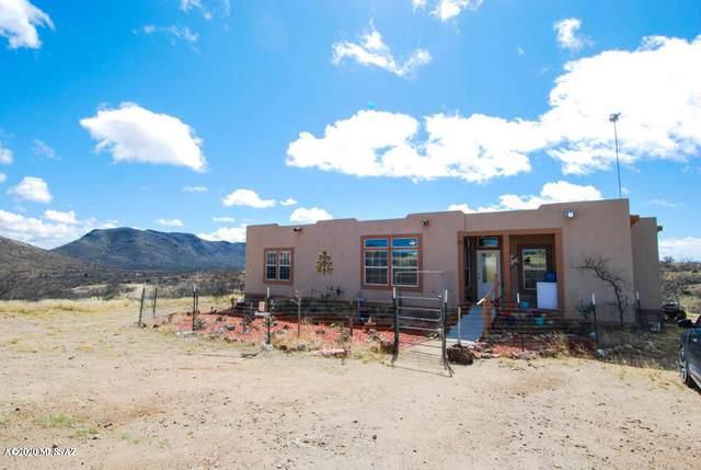 11293 N Zeus Hill Drive, Elfrida, AZ 85610 (#22006983) :: Long Realty - The Vallee Gold Team