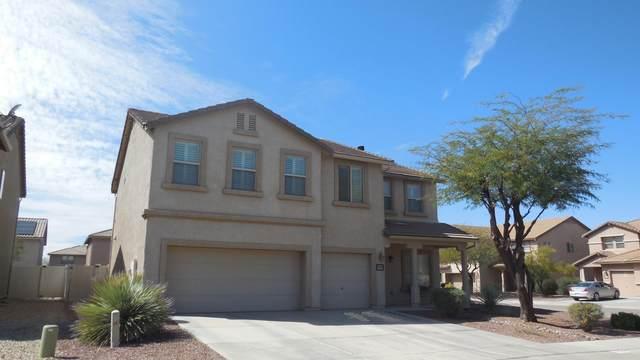 33688 S Colony Drive, Red Rock, AZ 85145 (#22007138) :: Tucson Property Executives