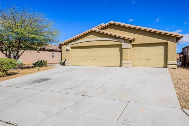 6454 W Swan Falls Way, Tucson, AZ 85757 (#22007144) :: The Josh Berkley Team