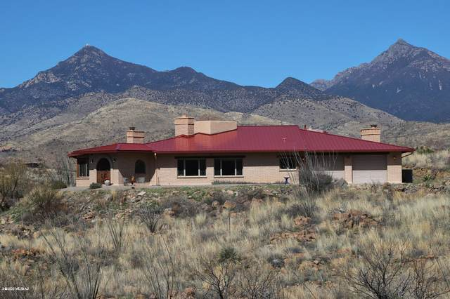 121 Tejano Springs Road, Tubac, AZ 85646 (#22007197) :: Tucson Property Executives