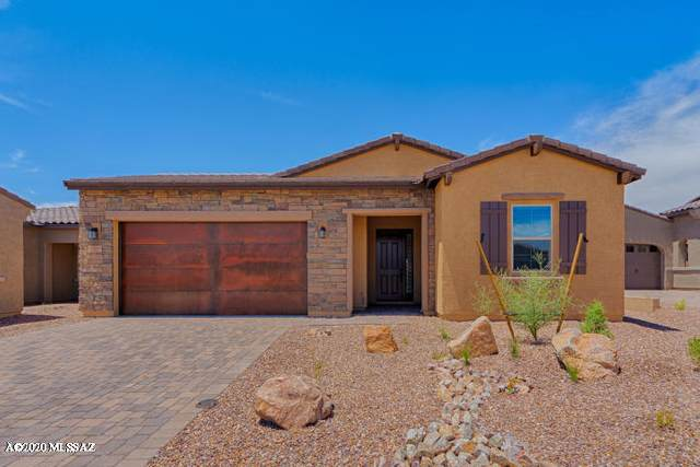 13409 N Flaxleaf Place, Oro Valley, AZ 85755 (#22007228) :: Long Realty - The Vallee Gold Team