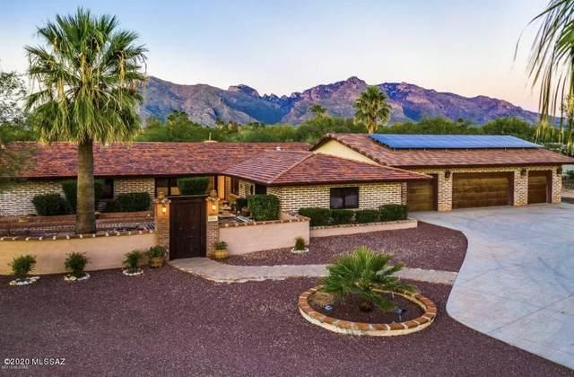 330 W Los Altos Road, Tucson, AZ 85704 (#22007236) :: Keller Williams