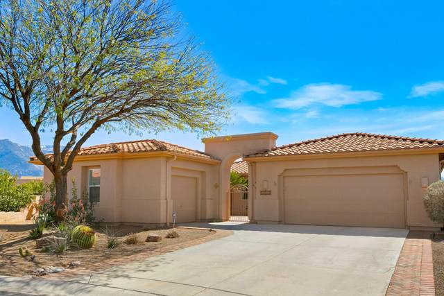 62063 E Desert View Place, Tucson, AZ 85739 (#22007250) :: Long Realty - The Vallee Gold Team