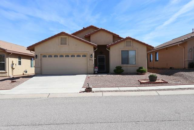 1577 W Cottonwood Canyon Drive, Benson, AZ 85602 (#22007332) :: Tucson Property Executives