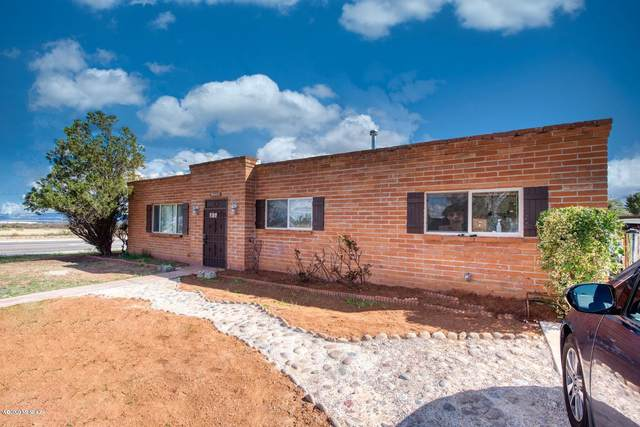 2364 Madera Drive, Sierra Vista, AZ 85635 (#22007351) :: Long Realty Company