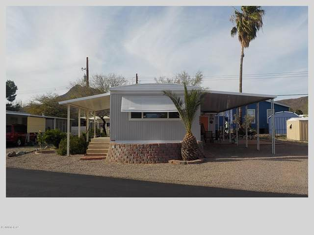 5580 W Flying M Street, Tucson, AZ 85713 (#22007356) :: Long Realty - The Vallee Gold Team