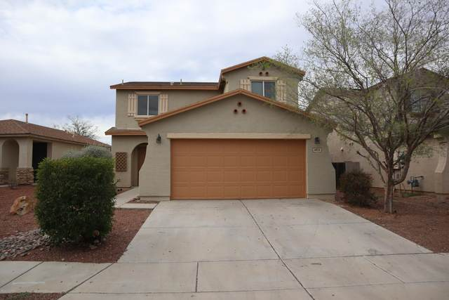 3852 E Sun View Court, Tucson, AZ 85706 (#22007377) :: Long Realty - The Vallee Gold Team