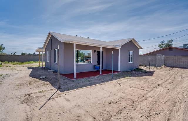 418 E Wilcox Lane, Tucson, AZ 85705 (MLS #22007406) :: The Property Partners at eXp Realty