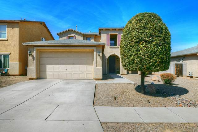 6890 S Wingbow Drive, Tucson, AZ 85756 (#22007435) :: Long Realty - The Vallee Gold Team