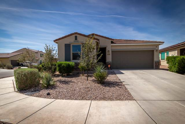 7258 S Paseo Monte Verde, Tucson, AZ 85756 (#22007441) :: Long Realty - The Vallee Gold Team