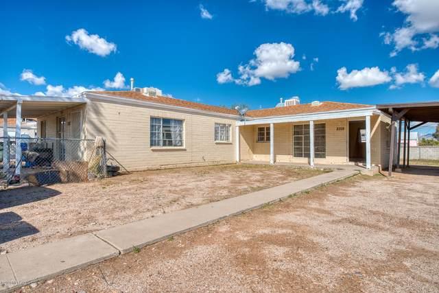 2317 E Monterey Vista, Tucson, AZ 85713 (#22007480) :: Gateway Partners   Realty Executives Arizona Territory