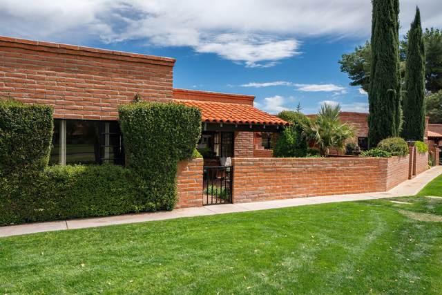 8 Centro Villas, Tubac, AZ 85646 (#22007483) :: Long Realty - The Vallee Gold Team