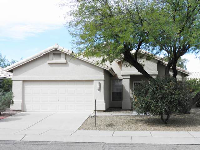 9045 N Silver Moon Way, Tucson, AZ 85743 (#22007495) :: Long Realty - The Vallee Gold Team