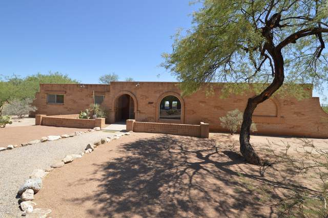 11260 E Holster Drive, Tucson, AZ 85749 (#22007498) :: Long Realty - The Vallee Gold Team