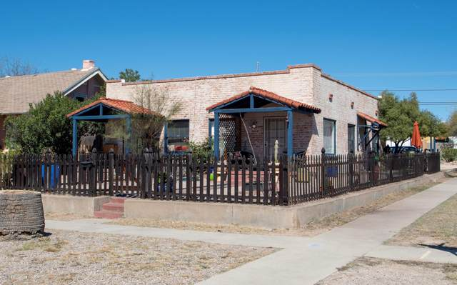 1447 E 8Th Street, Tucson, AZ 85719 (#22007501) :: Gateway Partners | Realty Executives Arizona Territory