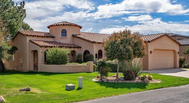 78 Via Campestre #37, Tubac, AZ 85646 (#22007522) :: The Local Real Estate Group | Realty Executives