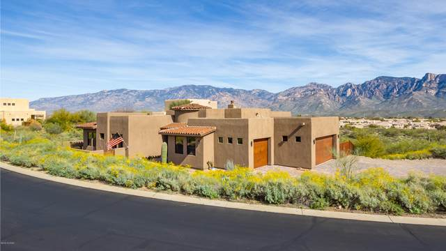 12622 N Vistoso View Place, Oro Valley, AZ 85755 (#22007536) :: Long Realty - The Vallee Gold Team