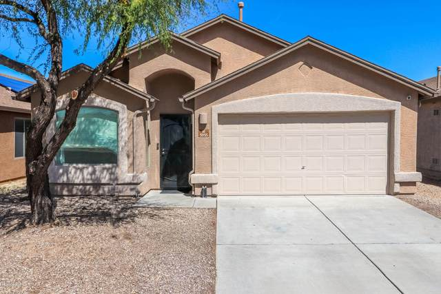 5955 E Chaucers Drive, Tucson, AZ 85756 (#22007557) :: Long Realty - The Vallee Gold Team