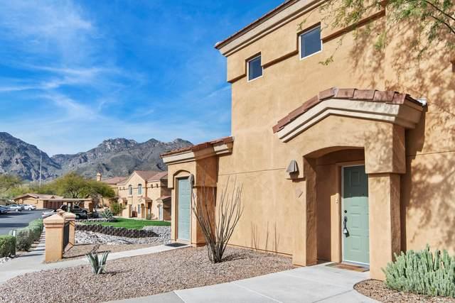 7050 E Sunrise Drive #6104, Tucson, AZ 85750 (#22007571) :: The Josh Berkley Team