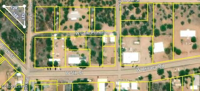 17291 4Th Street W, Arivaca, AZ 85601 (#22007584) :: Long Realty - The Vallee Gold Team