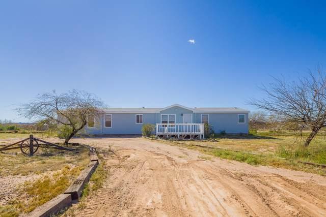 5303 N Blacktail Road, Marana, AZ 85653 (#22007587) :: Long Realty - The Vallee Gold Team