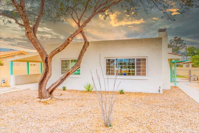 2852 N Cherry Avenue, Tucson, AZ 85719 (MLS #22007592) :: The Property Partners at eXp Realty