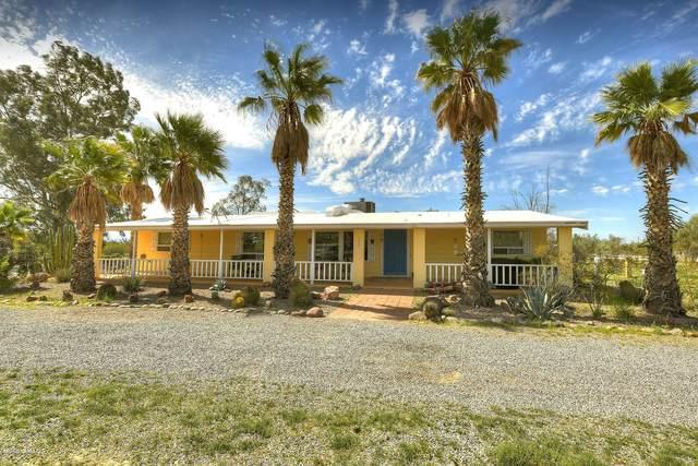 7701 N Sandario Road, Tucson, AZ 85743 (#22007593) :: Long Realty - The Vallee Gold Team