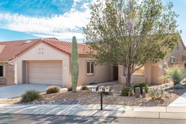 2282 E Montrose Canyon Drive, Oro Valley, AZ 85755 (#22007594) :: Long Realty - The Vallee Gold Team