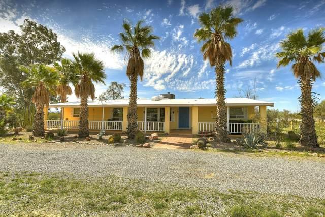 7701 N Sandario Road, Tucson, AZ 85743 (#22007595) :: Long Realty - The Vallee Gold Team