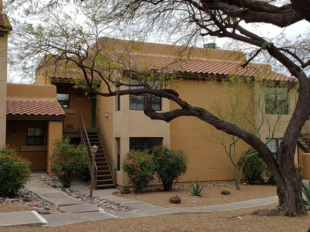 6651 N Campbell Avenue #147, Tucson, AZ 85718 (#22007600) :: Long Realty - The Vallee Gold Team