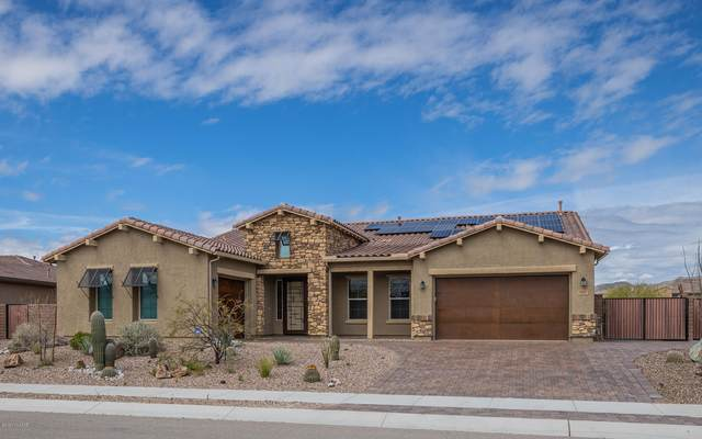 13487 N Trailing Indigo Court, Oro Valley, AZ 85755 (#22007610) :: Long Realty - The Vallee Gold Team