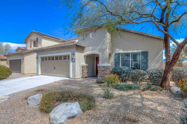 5761 S Tiger Lily Place, Tucson, AZ 85747 (#22007612) :: Long Realty - The Vallee Gold Team