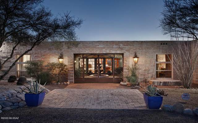 2138 E Camino El Ganado, Tucson, AZ 85718 (#22007638) :: Long Realty - The Vallee Gold Team